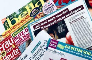 PR-Arbeit Print und Online