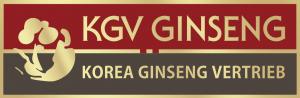 Logo Korea Ginseng Vertrieb